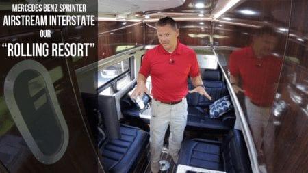 Todd's Amazing Tours Airstream