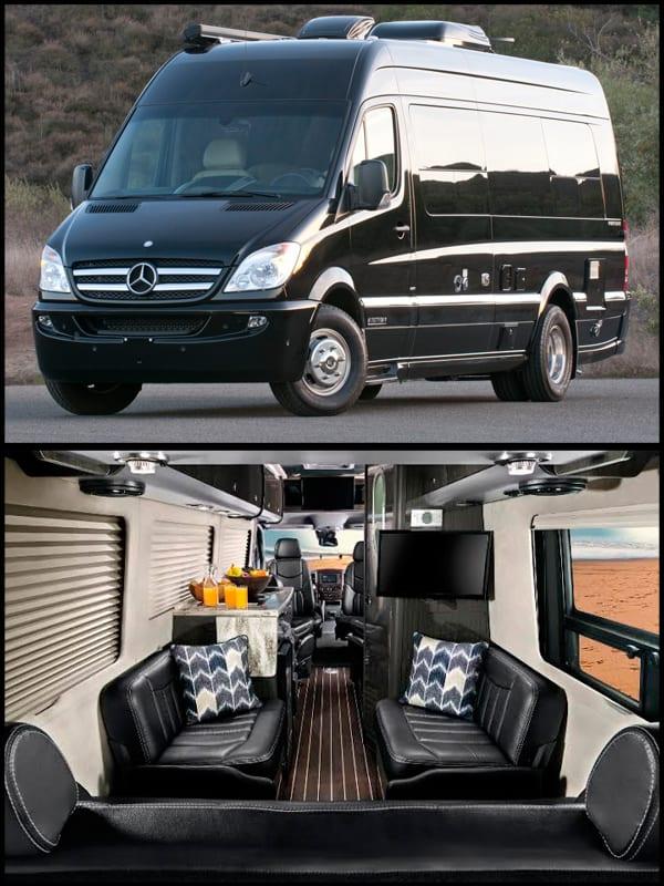 Grand Canyon Tour - Airstream