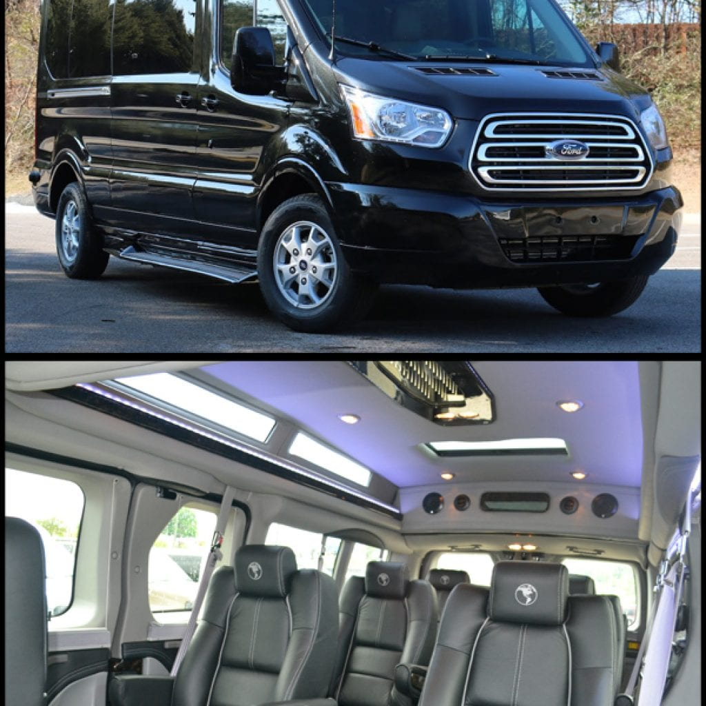 Grand CAnyon Tour - Ford Transit