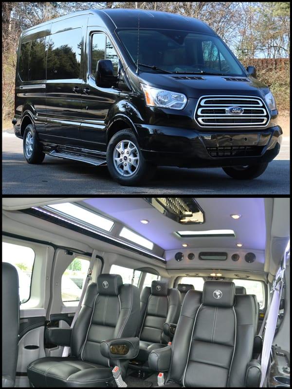 Grand CAnyon Tour - Ford Transit